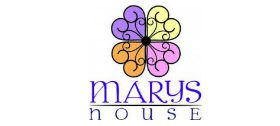 mary's house logo